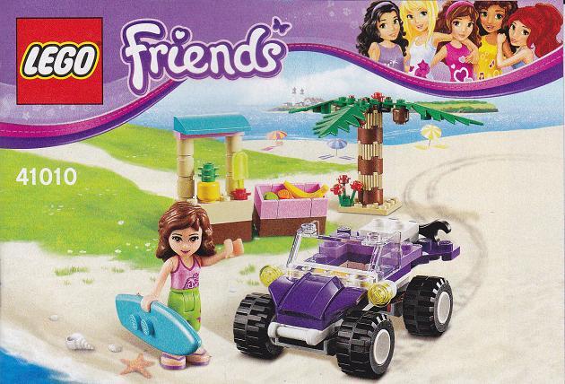 Olivia/'s Beach Buggy Set Brand New Retired Set LEGO Friends 41010