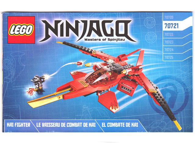 Bricklink Set 70721 1 Lego Kai Fighter Ninjago Rebooted Bricklink Reference Catalog