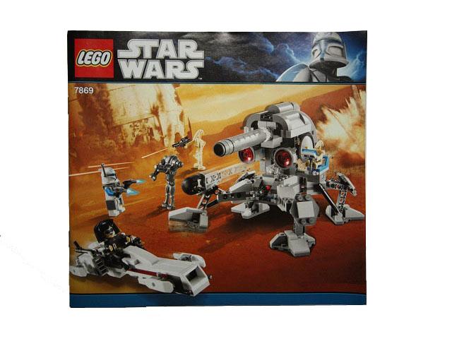 Bricklink Set 7869 1 Lego Battle For Geonosis Star Warsstar