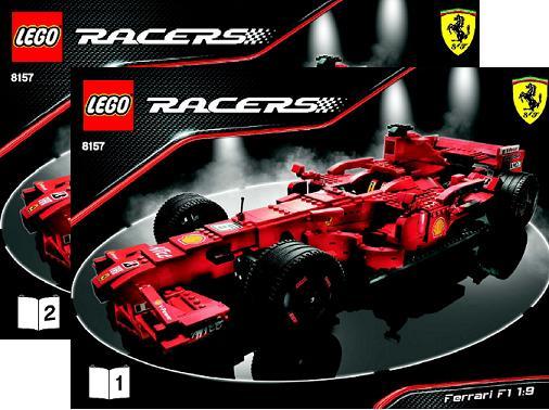 Bricklink Set 8157 1 Lego Ferrari F1 19 Racersferrari