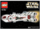Instruction No: 10019  Name: Rebel Blockade Runner - UCS