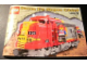 Instruction No: 10020  Name: Santa Fe Super Chief, Limited Edition