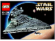 Instruction No: 10030  Name: Imperial Star Destroyer - UCS