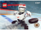 Instruction No: 10127  Name: NHL Action Set with Stickers