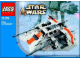 Instruction No: 10129  Name: Rebel Snowspeeder - UCS