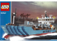 Instruction No: 10152  Name: Maersk Sealand Container Ship 2004 Edition