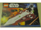 Instruction No: 10215  Name: Obi-Wan's Jedi Starfighter - UCS