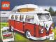 Instruction No: 10220  Name: Volkswagen T1 Camper Van (VW Bus)
