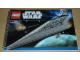 Instruction No: 10221  Name: Super Star Destroyer - UCS