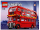 Instruction No: 10258  Name: Routemaster London Bus