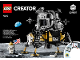Instruction No: 10266  Name: NASA Apollo 11 Lunar Lander