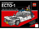 Instruction No: 10274  Name: Ghostbusters ECTO-1