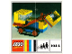 Instruction No: 102A  Name: Front-End Loader (First Version with Type A Motor 12 x 4 x 4)