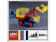 Instruction No: 102A  Name: Front-End Loader (Second Version with Type B Motor 12 x 4 x 3 1/3)
