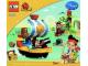 Instruction No: 10514  Name: Jake's Pirate Ship Bucky
