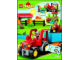 Instruction No: 10524  Name: Farm Tractor