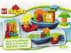 Instruction No: 10567  Name: Toddler Build and Boat Fun
