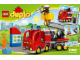 Instruction No: 10592  Name: Fire Truck