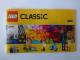 Instruction No: 10698  Name: Large Creative Brick Box