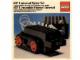 Instruction No: 107  Name: 4.5V Motor Set (Universal Motor Set/Complete Motor Set)