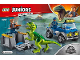 Instruction No: 10757  Name: Raptor Rescue Truck