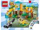 Instruction No: 10768  Name: Buzz and Bo Peep's Playground Adventure