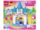 Instruction No: 10855  Name: Cinderella's Magical Castle