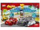 Instruction No: 10857  Name: Piston Cup Race