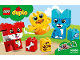 Instruction No: 10858  Name: My First Puzzle Pets