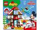 Instruction No: 10889  Name: Mickey's Vacation House