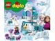 Instruction No: 10899  Name: Frozen Ice Castle