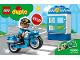 Instruction No: 10900  Name: Police Bike