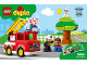 Instruction No: 10901  Name: Fire Truck