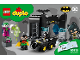 Instruction No: 10919  Name: Batcave