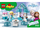 Instruction No: 10920  Name: Elsa and Olaf's Tea Party