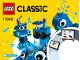 Instruction No: 11006  Name: Creative Blue Bricks