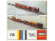 Instruction No: 118  Name: Motorized Freight or Passenger Train (Sears Exclusive)
