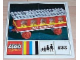 Instruction No: 123  Name: Passenger Coach