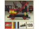 Instruction No: 128  Name: Mobile Crane (Train Base)