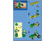 Instruction No: 1284  Name: Green Buggy polybag