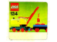Instruction No: 134  Name: Mobile Crane and Waggon