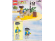 Instruction No: 1464  Name: Pirate Lookout polybag
