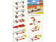 Instruction No: 1467  Name: Shell Race Car polybag