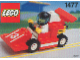 Instruction No: 1477  Name: {Red Race Car Number 3}