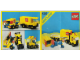 Instruction No: 1525  Name: Container Lorry