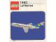 Instruction No: 1560  Name: Lufthansa Boeing 727