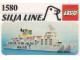 Instruction No: 1580  Name: Silja Line Ferry