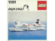 Instruction No: 1581  Name: Silja Line Ferry