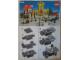 Instruction No: 1592  Name: Town Square - Castle Scene (Dutch Version)