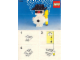 Instruction No: 1625  Name: Snowman polybag